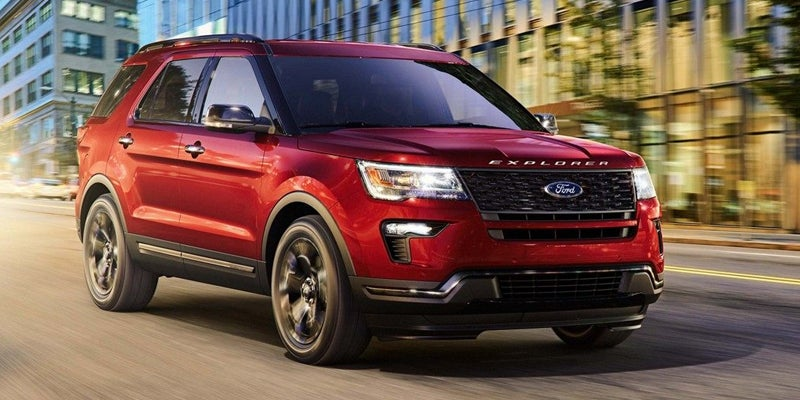 2019 Ford Explorer Ford Explorer In Portland Or Courtesy Ford Lincoln