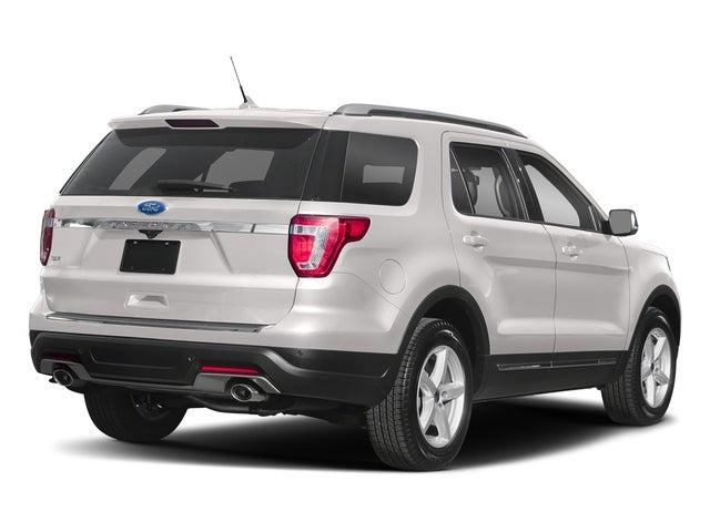 2018 Ford Explorer Spec >> 2018 Ford Explorer Xlt In Portland Or Portland Ford Explorer