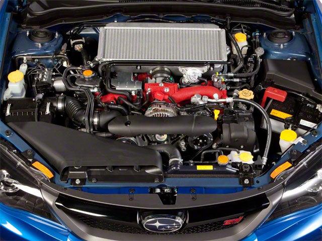 2011 subaru impreza wrx engine