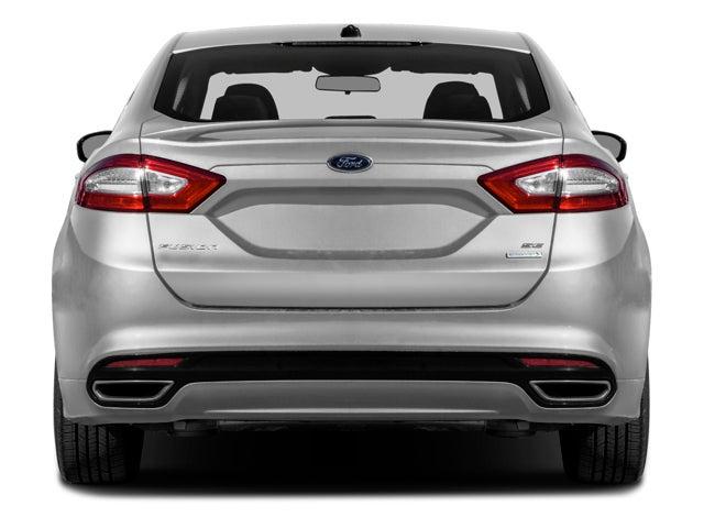 2016 Ford Fusion Se In Portland Or Courtesy Lincoln