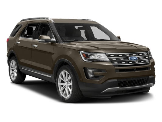 2017 Ford Explorer Limited In Portland Or Courtesy Lincoln