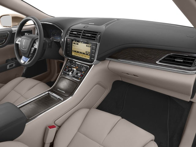 2017 Lincoln Continental Select In Portland Or Courtesy Ford