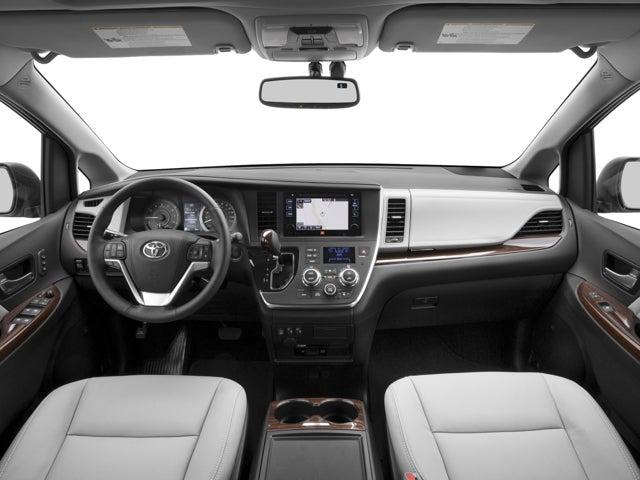 2017 Toyota Sienna Xle Premium In Portland Or Courtesy Ford Lincoln