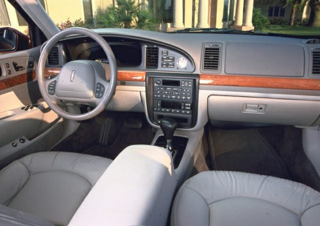 2001 Lincoln Continental Base In Portland Or Courtesy Ford