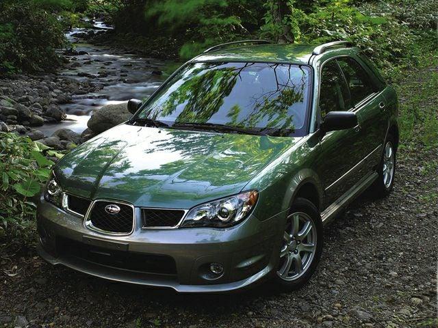 2007 Subaru Impreza Wagon Outback Sport Sp Ed In Portland Or