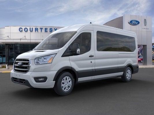 Ford Transit Wagon >> 2020 Ford Transit Passenger Wagon Xlt